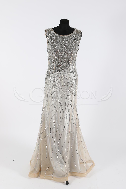 842fc122244f Spoločenské šaty č. 6914 - Garisson