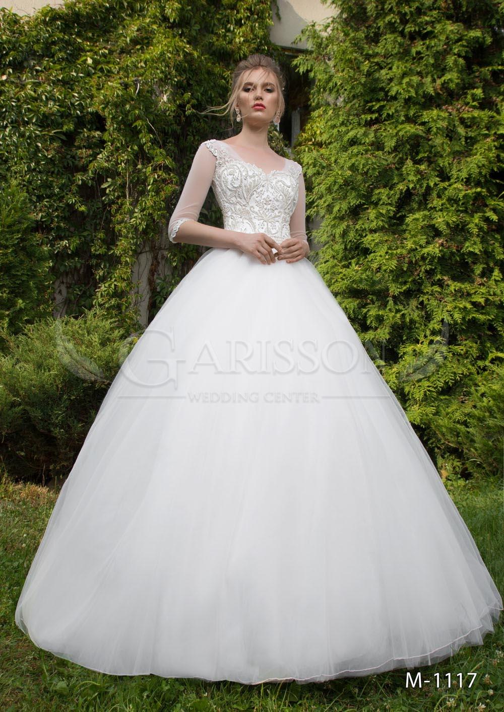 006952afedae Svadobné šaty M1117 - Garisson