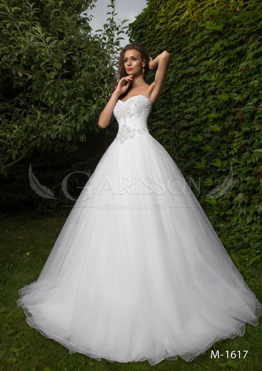 064fb52908e4 Svadobné šaty M1617 - Garisson