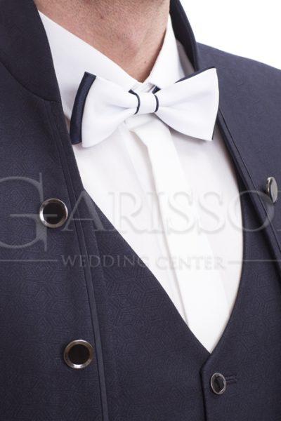 Pánsky Oblek Modrý P08b