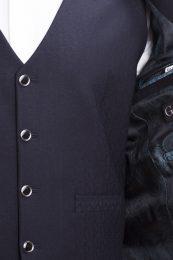 Pánsky Oblek Modrý P08c